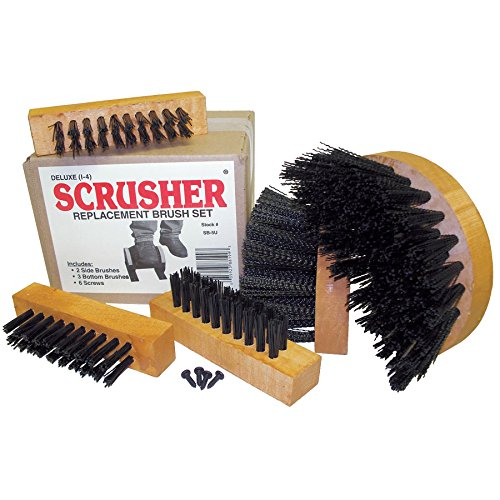 (Brush Set for Standard Scrusher(r))