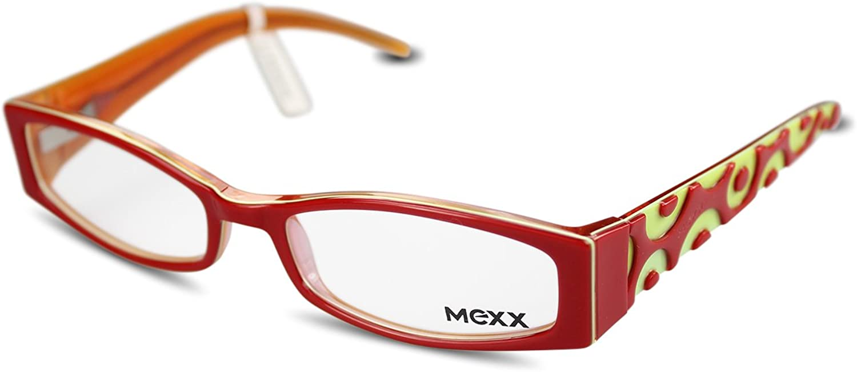 Mexx Damen Brille Modell 5330 Col 376 Gr 51 16 Rot Amazon De Bekleidung