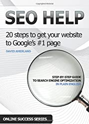 SEO Help: 20 Search Engine Optimization steps to get your website to Google's #1 page