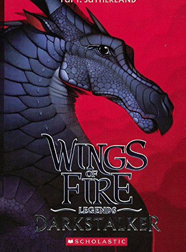 (Darkstalker (Wings Of Fire: Legends) (Turtleback School & Library Binding)