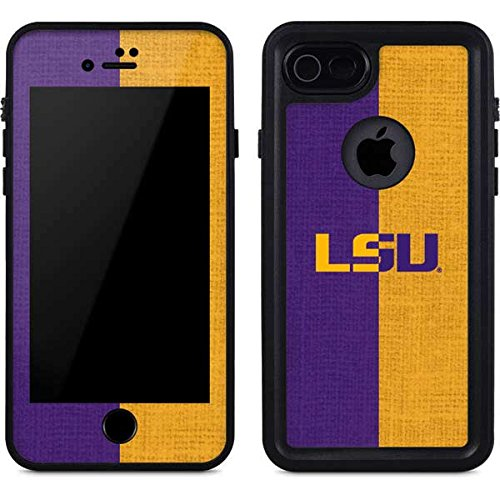 12b2e626344 Image Unavailable. Image not available for. Color  LSU iPhone 8 Case ...