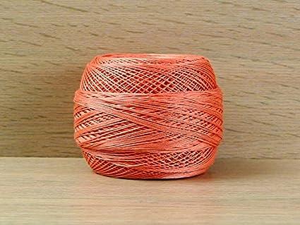 Amazoncom Dmc Cebelia Scottish Cotton Crochet Thread Size 30 352