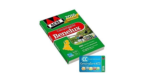 Amazon.com: ACSI campinggids Benelux 2016 (Dutch Edition ...