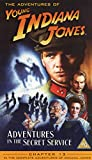 The Adventures of Young Indiana Jones: Adventures in the Secret Service [VHS]