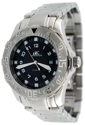 Adee Kaye #AK6269-M1 Men's Enamo Sports Stainless Steel Automatic Watch