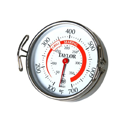 Taylor Precision Products Thermometer 700 Degrees