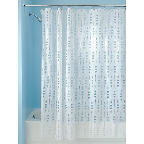 InterDesign Orbinni Vinyl Shower Curtain - 72