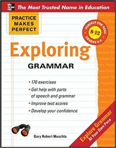 Amazon practice makes perfect exploring grammar practice practice makes perfect exploring grammar practice makes perfect series 1st edition fandeluxe Image collections