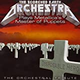 The Scorched Earth Orchestra: Metallica's Master of Puppets (Audio CD)