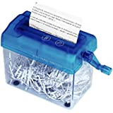 HS 1PC Portable Mini Paper Hand Shredder for Home Office Use