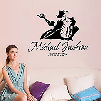 Michael Jackson 3d Wall Sticker Home Decor Kids Bedroom Living Room Wallpaper Buy Online At Best Price In Uae Amazon Ae