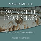 Front cover for the book Edwin of the Iron Shoes by Marcia Muller
