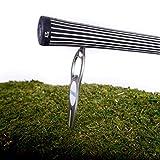 Hat Trick Openers 6-in-1 Golf Divot Tool & Hat Clip Set with Ireland Logo, Nickel