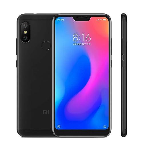 Xiaomi Mi A2 Lite 4GB RAM 64GB Dual SIM Black Smartphone EU