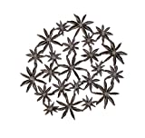 ''Star Anise'' Trivet by Michael Michaud Table Art for Silver Seasons