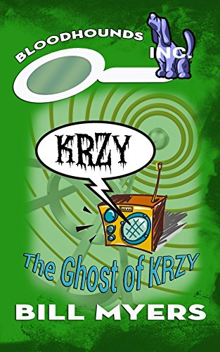 The Ghost of KRZY (Bloodhounds, Inc. Book 1)