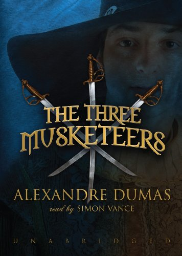 The Three Musketeers (Blackstone Audio Classic Collection)