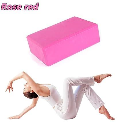 Amazon.com : Y-BOX Foam Yoga Blocks High Density EVA Blocks ...