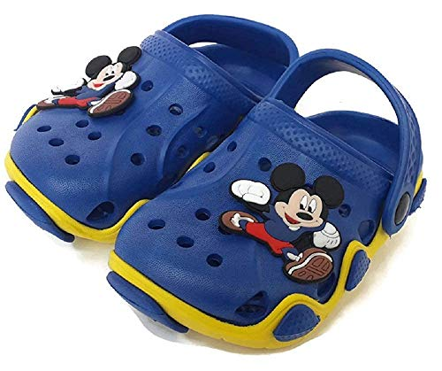 WMK Easy Comfortable Clogs and Mules for Babies Boys and Girls