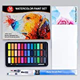 Watercolor Paint Set - Watercolor Includes 36