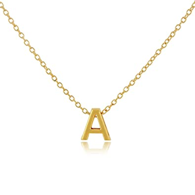 Amazon ttvovo diy 26 letters charm pendants necklaces women ttvovo diy 26 letters charm pendants necklaces women clavicle chain necklace letter initial chain necklace aloadofball Gallery