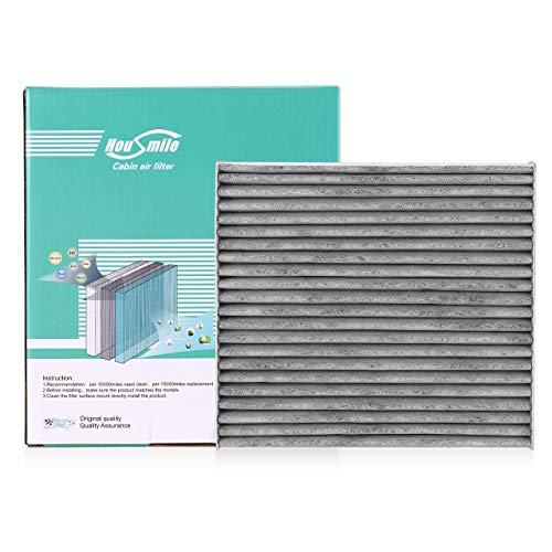 Housmile Premium Cabin Air Filter Replacement for FRAM CF10285,EPAuto CP285,Spearhead BE-285 Compatible for Toyota/Lexus/Subaru/Jaguar/Land Rover