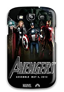 Waterdrop Snap-on The Avengers 19 Case For Galaxy S3