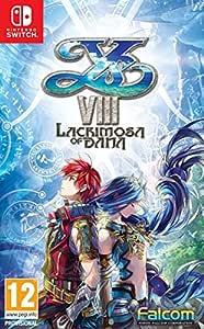 Ys VIII: Lacrimosa of Dana - Nintendo Switch [Importación italiana ...