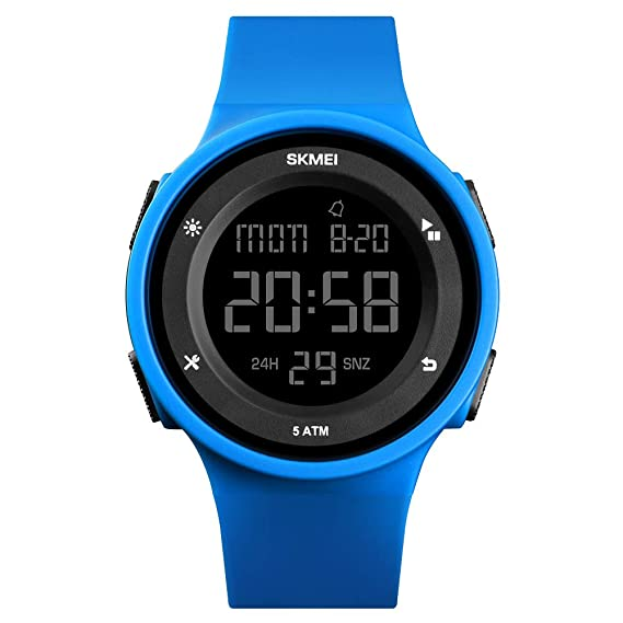TONSHEN Simple Fashion Relojes Deportivo Mujer Outdoor ...