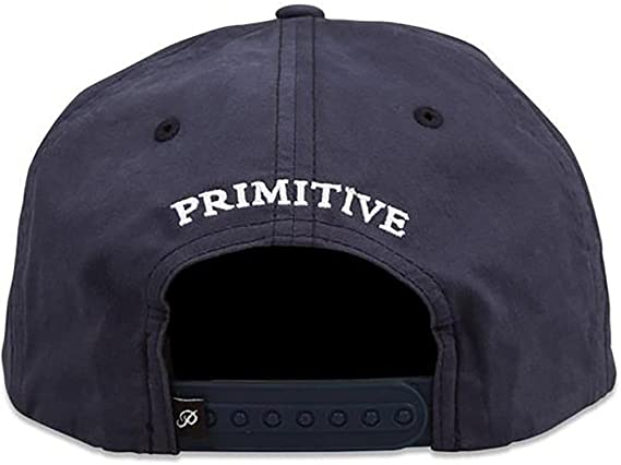 2cdd227fca7 Primitive Classic P Elder Snapback Cap Mens One Size at Amazon Men s  Clothing store