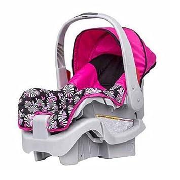 Amazon.com : Evenflo Nurture Infant Car Seat, Pink : Baby