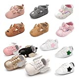 Antheron Baby Sneakers - Infant Boys Girls Non-Slip