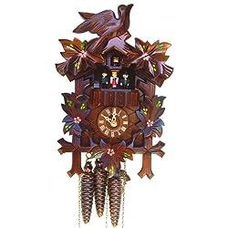 Anton Schneider Cuckoo Clock Five Leaves, Bird