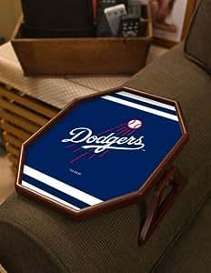 Los Angeles Dodgers sillón colector de bandeja mesa