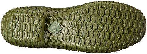 Muck Boot Kvinners Muckster To Mid Snø Grønn M / Floral Print Foring