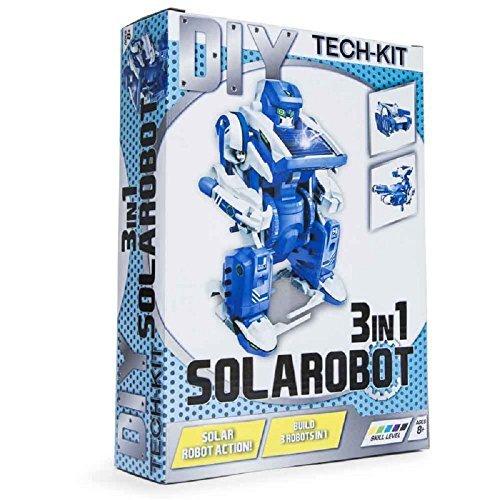 3 in 1 solar robot - 2