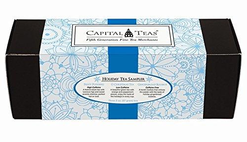 Capital Teas Holiday Tea Sampler