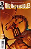 img - for THE INCREDIBLES, #2 OF 4 (COMIC BOOK) book / textbook / text book
