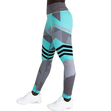 Kanggest.Pantalones de Yoga Pilates para Mujeres Deporte ...