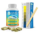 Acid-2-Alkaline Whole Food Alkalizing Vegetarian Capsules; 90-Count, Made with Organic