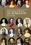 capa de Os Románov. 1613-1918