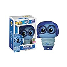 Disney Pixar Inside Out Sadness Funko Pop SDCC2015 Fanko pop Disney Inside Out Sparkle hair Kanashimi Comic Con limited [parallel import]