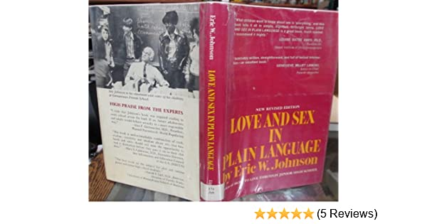 Love and sex in plain language