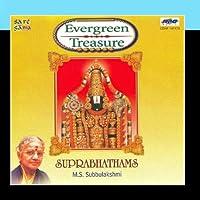 EVERGREEN TREASURE SUPRABHATHAMS / AUDIO CD