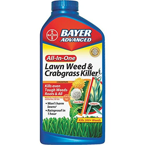 Bayer Advanced All-in-1 Crabgrass & Weed Killer - 1 Each