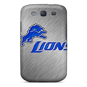 Samsung Galaxy S3 Uzn6554Tmfd Customized Nice Detroit Lions Pictures Protective Hard Cell-phone Case -Marycase88