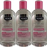 THREE PACKS of Nuage Micellar Cleansing Water 200ml