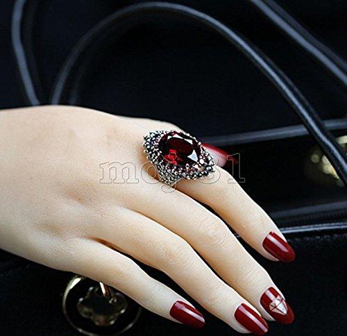 marcasite ring - 9