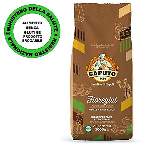 Fioreglut Caputo Harina - 1 Kg - Sin Gluten - Box 10 Piezas ...