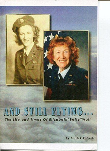 Elizabeth Strohfus Wall WWII War WASP Women Army Service Signed Autograph Photo - Autographed College Photos from Sports Memorabilia